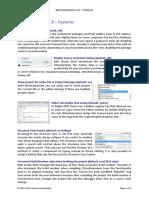 d Dev Extensions Features
