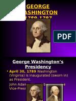 Washington's Presidency (REGENTS USH&G)