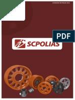 Catalogo Técnico Polias