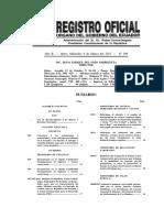 Registro Oficial No. 399 Ley de Reconocimiento a Los Héroes y Heroínas Nacionales (1)
