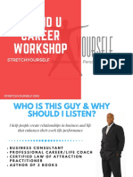 BrandU Career Coaching Workshop