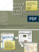 Literacy & Learning Presentation Slides