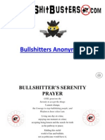 Bullshitters Anonymous Overview