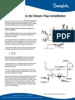Steam Trap Installation Best Practices StL