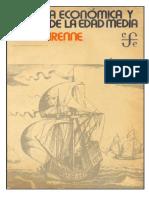 221647658 Henri Pirenne Historia Economica y Social de La Edad Media