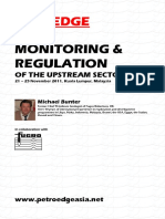Monitoring Regulation 2011