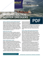 Facts About Trailing Suction Hopper Dredgers