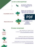 etapas vocacionales