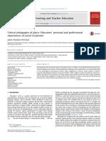 Critical pedagogies of place Educators' personal and professional- Perumal.pdf