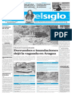 Edición Impresa Elsiglo 02-12-2016