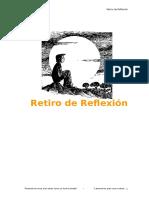 Retiro de Reflexión