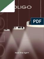 OLIGO Einzelleuchten 2013-2014