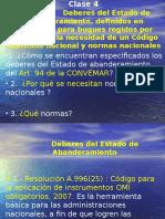 4 -Necesidad de Codigo Maritimo Nacional Por GT