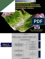 METODOLOGIA PARA ZONIFICAR SUSCEPTIBILIDAD ANTE OCURRENCIA DE MOVIMIENTOS DE MASA.pdf