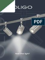 OLIGO Systemleuchten 2013-2014