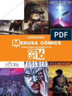 Expocomic 2016 - Medusa Cómics