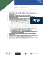 CPA Fieldwork - Reimbursement Guidelines