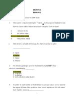 Final Exam [Sept 2014]
