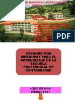 Diapositivas de Tic Del Proyecto Presentar