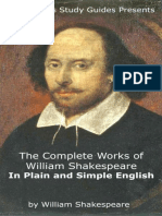 Shakespeare, William-The Complete Works of William Shakespeare In Plain and Simple English .epub
