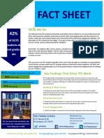 TFS Fact Sheet