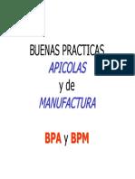 Buenas Pract Apicolas Manufact
