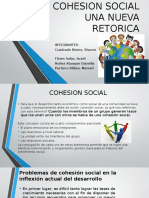 Cohesion Social