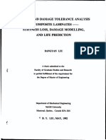 Fatigue and Damage Tolerance Analysis of Composite Laminates Stiffness Loss Damage Modellig and Life Prediction_2