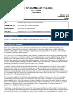 FY14-15 Independent Financial Statement Audit 12-06-16