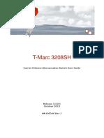 T-Marc 3208SH User Guide Ver 3.5.R1