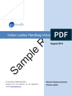 Samplereport Indianladieshandbagreport 140821023124 Phpapp01