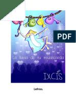 08 Ixcis-La Lluvia de Tu Misericordia