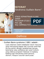 3. R slide Guillain Barre Syndrome dr.Jofizal,Sp.S.pptx