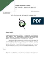 2.Plan de Negocio y Marketin