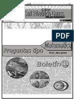 Boletin 6 Regla de 3 G2