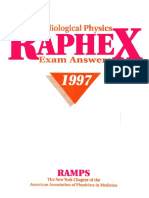 Raphex 1997 Answers