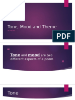 tone mood and theme ppt