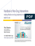 Handbook of Non-Drug Interventions