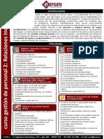 GPII- Relaciones Individuales Del Trabajo 2016