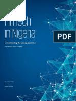 FinTech in Nigeria