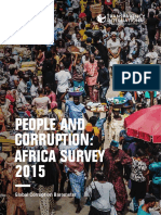 PEOPLE AND CORRUPTION