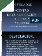 Destilacion y Tequila