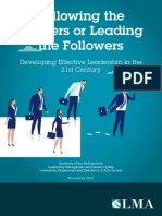 Following the Leaders or Leading the Followers Nov 16