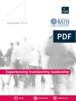 Experiencing Trustworthy Leadership 2014 Tcm18 8841