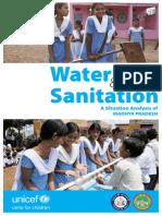 Kamal Kumar Gaur_MP (UNICEF)-Water & Sanitation Report