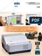 Projector Spec 6969