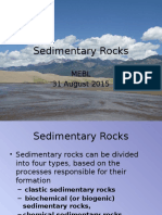 2-Classification, Physical Properties and Compositions of Sedimentary