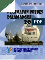 Kecamatan Brebes Dalam Angka 2016