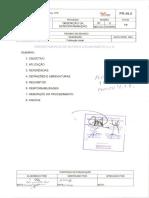 Descontaminação de Material e Equipamento (a a Z) - PR.48