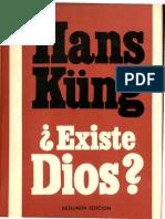 Existe Dios?. Kung, Hans
